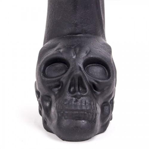 Keepburning Skull Dildo - Tjock Exklusiv XL Dildo!