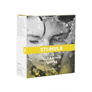Stimul8 Cleaning Whipes