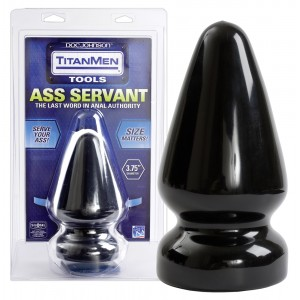 TitanMen Ass Servant - XXXL Buttplug
