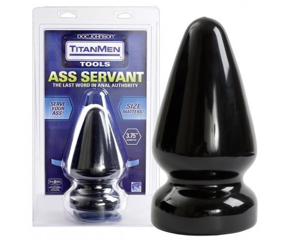 TitanMen Ass Servant - XXXL Buttplug