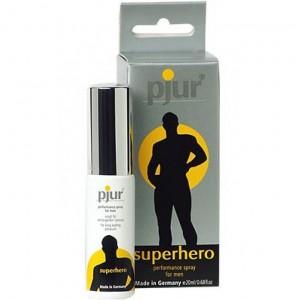 Pjur Superhero - Fördröjningsspray