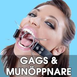 Gags & Munöppnare