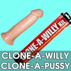 Clone-A-Willy / Pussy