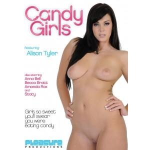 DVD - Candy Girls