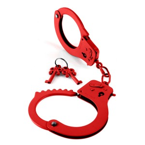Designer Cuffs - Röd