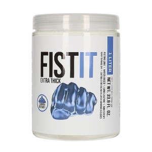 Fist It Extra Thick - 1000 ml  - Vattenbaserat Glidmedel