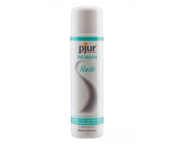 FYNDVARA - Pjur Woman Nude - Vattenbaserat Glid - 30 ml