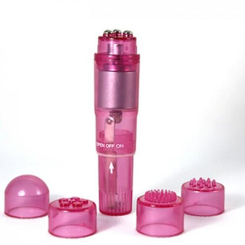 Pink Pleasy - Klitorisstimulator - Rosa