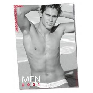 Kalender 2021 - Sexiga Män