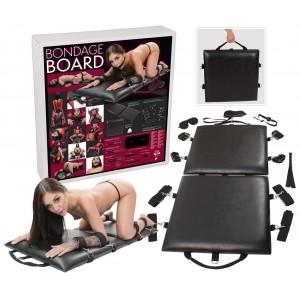 Bondage Board - Kompett Bondage Set I 13 Delar!