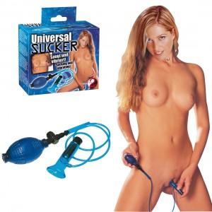 Universal Sucker - Sug För Klitoris & Bröst