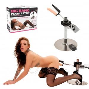 Big Bang Penetrator - Sexmaskin