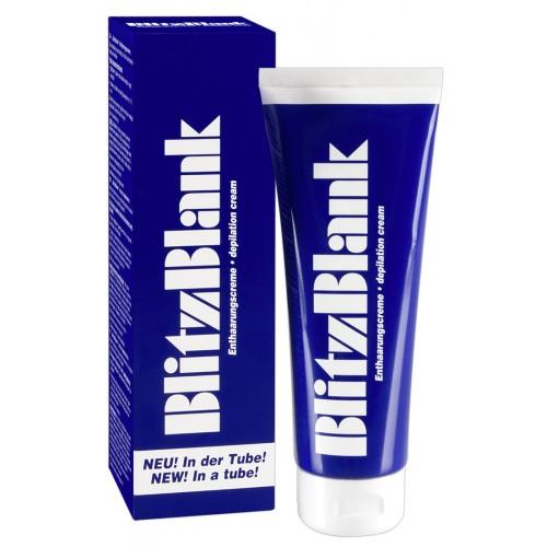 Blitz Blank - Hårborttagningskräm