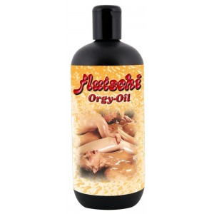 Massageolja Naturell 500 ml - En Halv Liter!