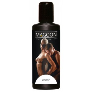 Magoon Jasmin Massageolja - 100 ml