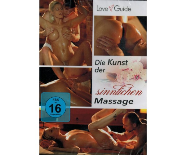 DVD - Konsten Att Ge Sensuell Massage