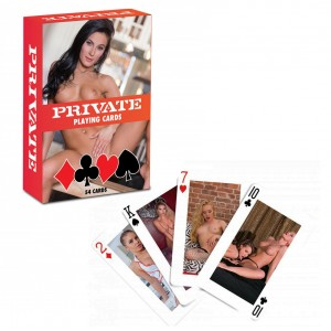 Kortlek - Private Strip-Poker