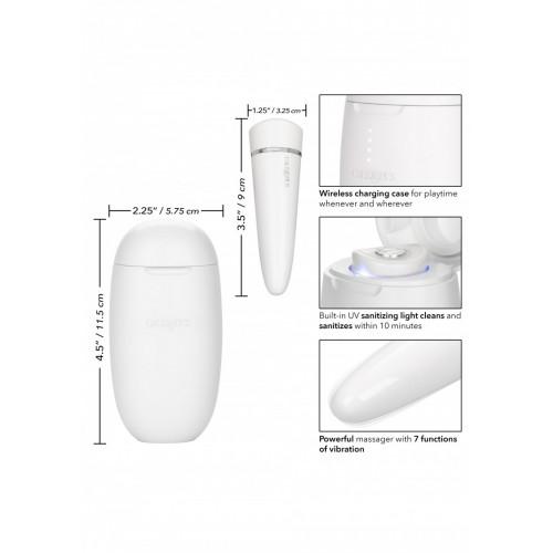 My Pod - Uppladdningsbar Vibrator Med Laddcase