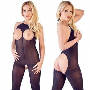 Catsuit - Open Back & Boobs