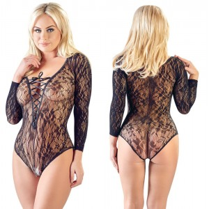 Mandy Mystery Lace Body