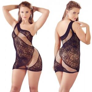 Hot Minidress Serpentine Lace