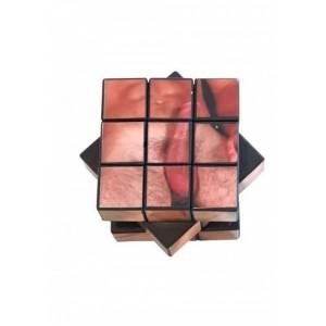 Rude Cube - Rubiks Kub Med Kukar