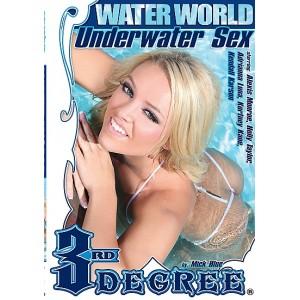 DVD - Water World: Underwater Sex