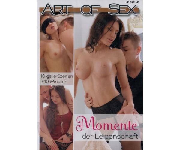 DVD - Stunder Av Passion