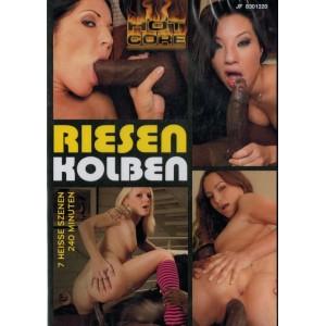 DVD - Stora Svarta Kukar