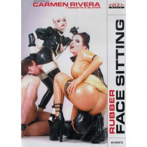 DVD - Rubber Face Sitting