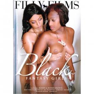 DVD - Black Fantasy Girls