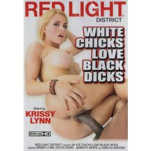 DVD - White Chicks Love Black Dicks