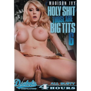 DVD - Holy Shit Those Are Big Tits 6