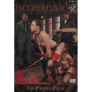 DVD - The Upper Floor/The Paddle Club