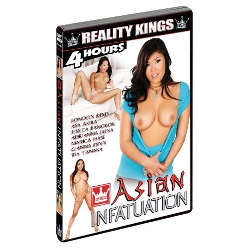 DVD - Asian Infatuation