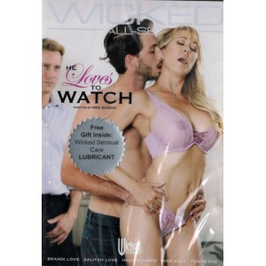 DVD - He Loves To Watch