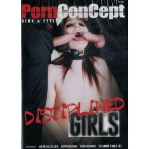 DVD - Disciplined Girls