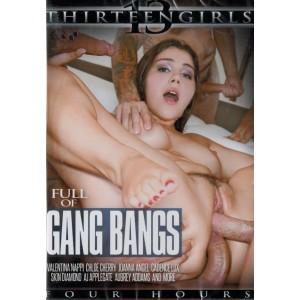 DVD -  Full Of Gang Bangs