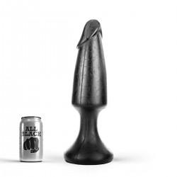 All Black - Mega Cock Buttplug 35 cm