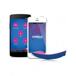OhMiBod - Blue Motion - Trådlös Vibrerande Trosa Över Internet!