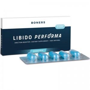 Boners Erection Booster - 5-Pack