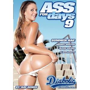 DVD - Ass For Days 9