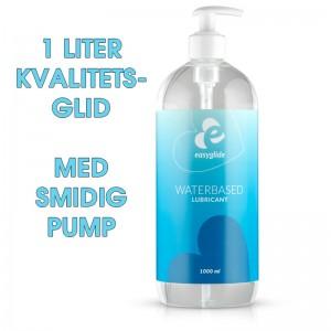 Easy Glide - 1 Liter Glidmedel - Jätteflaska!