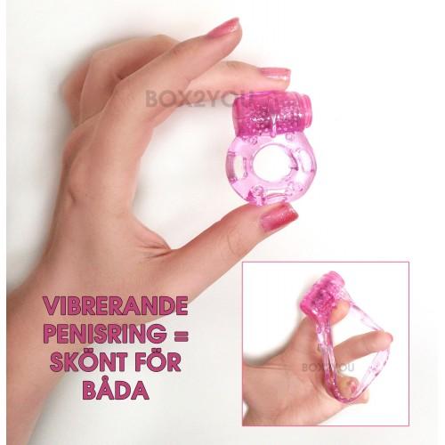 Vibrating Ring - Vibrerande Penisring