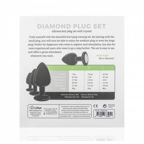 Diamond Plug Set