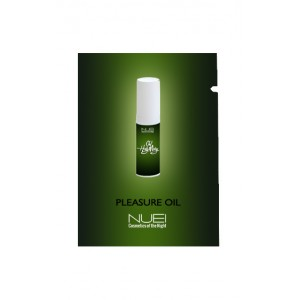 Oh! Holy Mary Original Vibrating Pleasure Oil - Engångsförpackning 1 ml