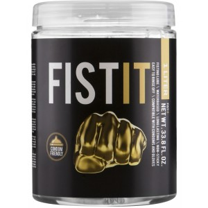 Fist It - 1000ml  - Vattenbaserat Glidmedel