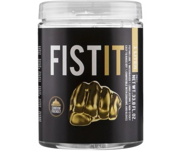 Fist It - 1000ml  - Vattenbaserat Glidmedel