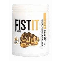Fist It Numbing - 1000ml - Bedövande Vattenbaserat Glidmedel