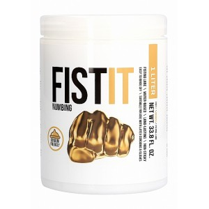 Fist It Numbing - 1000ml - Bedövande Vattenbaserat Glidmedel